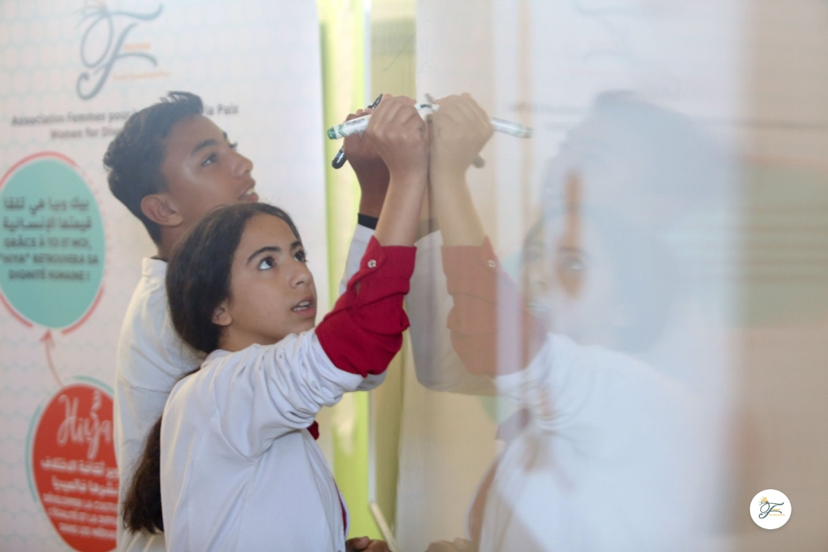 Project HYA: Promoting Gender Equality in Morocco's Schools