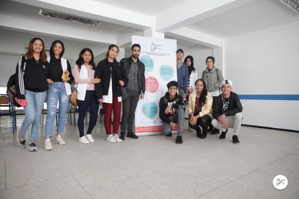 Project HYA Promoting Gender Equality in Morocco's Schools