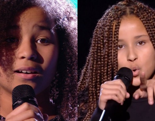 The Voice Kids: French-Moroccan Sisters Amaze Judges to Reach Finals