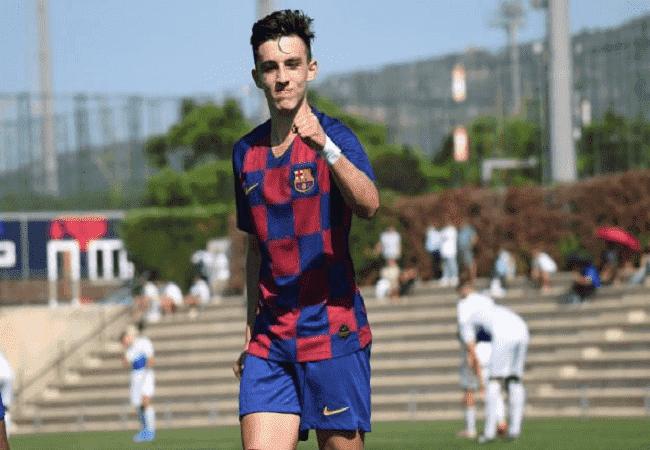 Spanish Media Names FC Barcelona's Ilias Akhomach 'Moroccan Messi'