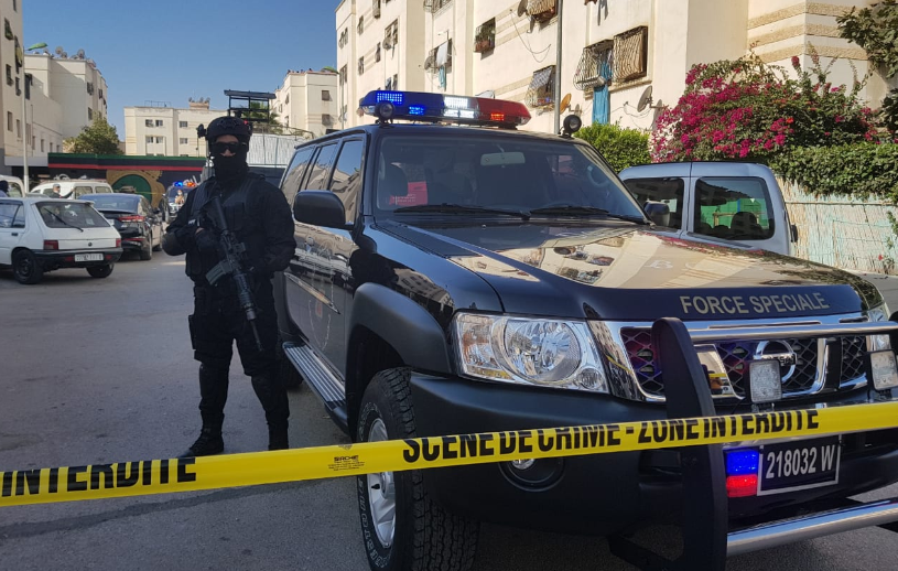 Suspected Terrorist Kills Prison Employee in Morocco's Tiflet