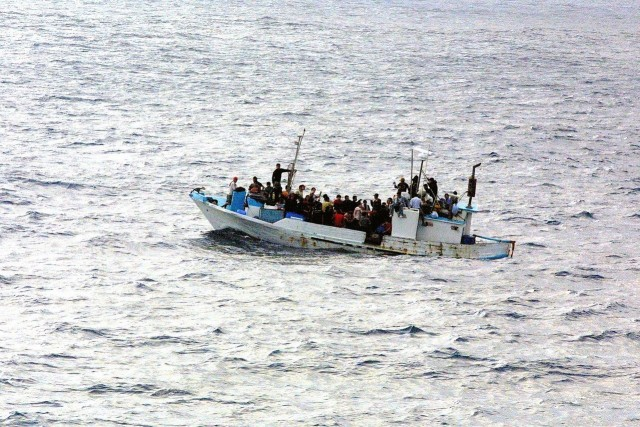 The Deteriorating Conditions of African migrants in the Mediterranean