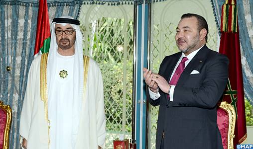 UAE to Open Consulate General in Morocco's Laayoune