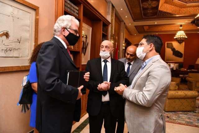 US Extolls Morocco's Efforts to Help End Libya Crisis