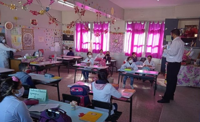 World Bank Encourages Morocco to Maintain Face-to-Face Education