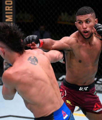 'The Moroccan Devil': UFC Fighter Youssef Zalal Trains to Triumph