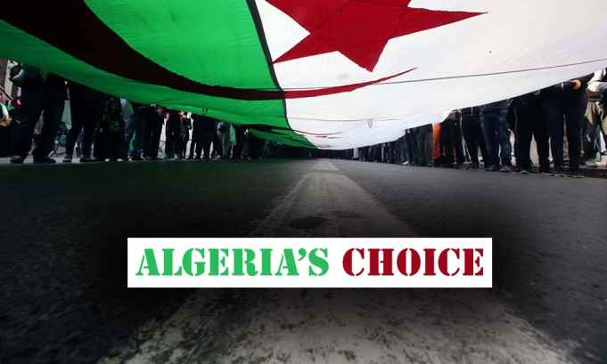 Algeria's Choice: Separation of Powers, Oppression in New Constitution