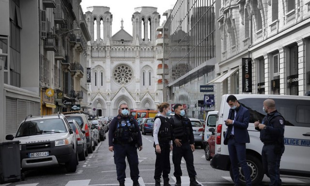 he Vicious Cycle Of Extremism Continues to Spiral in France