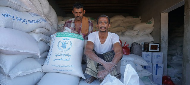 World Food Programme Wins Nobel Peace Prize For Fight Against Hunger