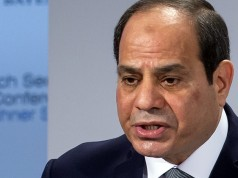 El-Sisi Reframes Egypt's 'Destructive' 2011 Revolution Amid Repression