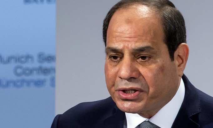 El-Sisi Reframes Egypt's 'Destructive' 2011 Revolution Amid Repression