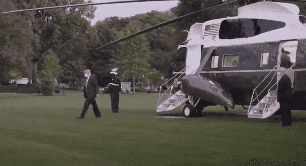 Trump Leaves Hospital Amid Wave of Tweets, COVID-19 Misinformation
