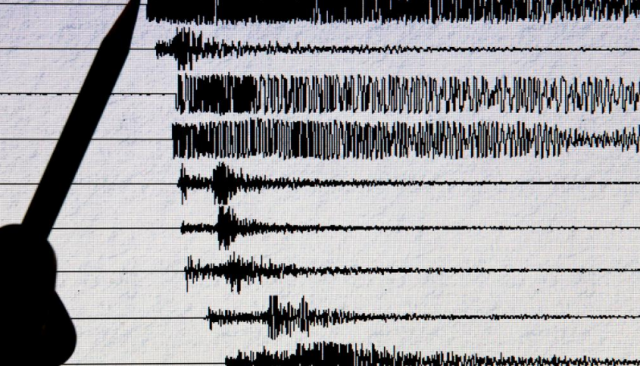 4.1 Degree Earthquake Hits Near Nador in North Morocco