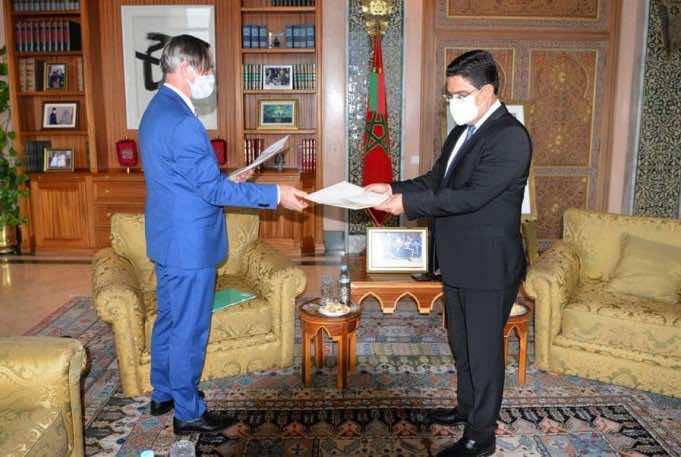 Australian Ambassador to Morocco Michael Cutts Begins Mission