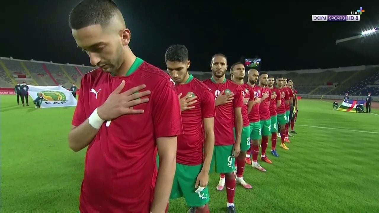 Born-Again Hakim Ziyech Sends Morocco to Top of CAN Qualifiers Group E