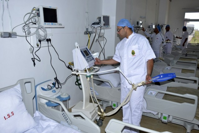 COVID-19: Morocco Equips Casablanca Field Hospital With 300 New Beds