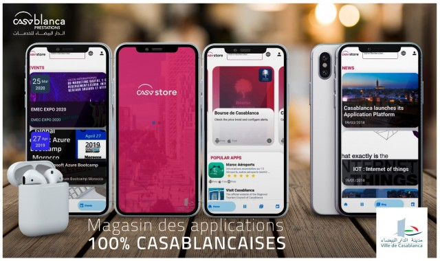 Casablanca's Digital Transformation: 'CasaStore' Launches Mobile App