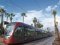 Casablanca Awards France's Alstom €130 Million Contract for Tramway Cars