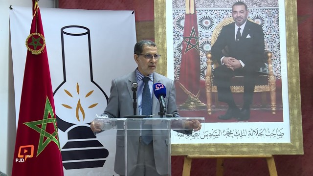 El Othmani Warns Polisario's Militias Morocco's Army Is on the Lookout