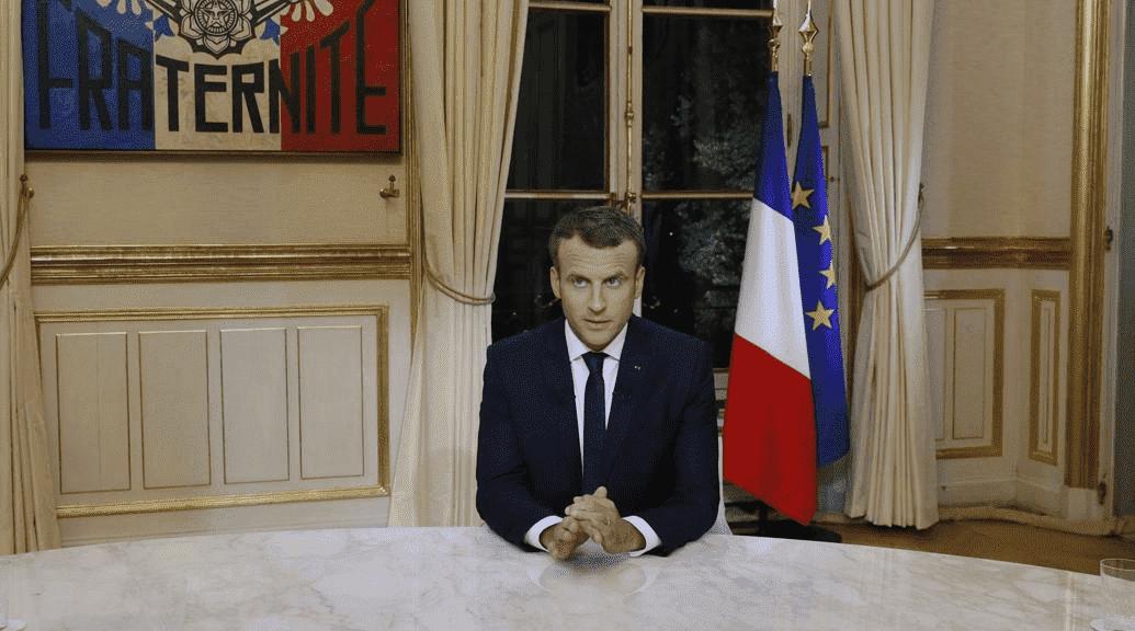 Emmanuel Macron Says France Is Against Islamist Separatism Not Islam