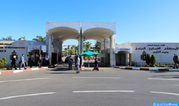 Explosion Injures 5 at Military Socio-Administrative Complex in Rabat