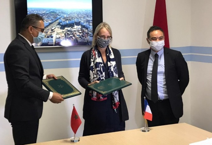 France's AFD Loans €100 Million for New Tramway Lines in Casablanca