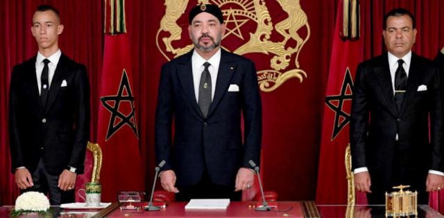 Full Text of King Mohammed VI's Speech on Green March Anniversary