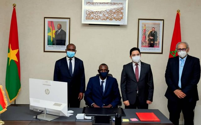 Guerguerat Operation: Burkina Faso Joins List of Morocco's Supporters