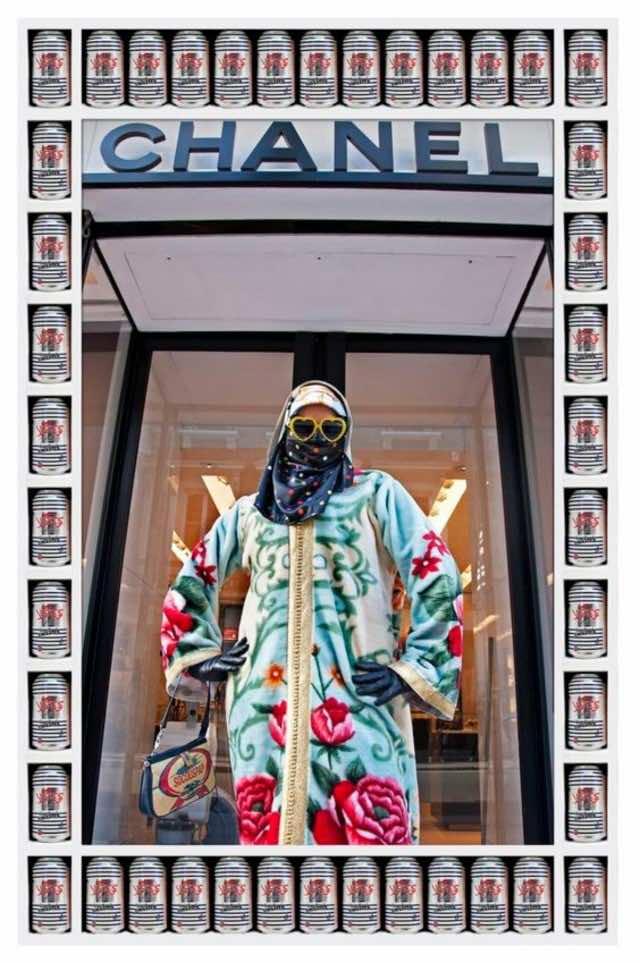 Hassan Hajjaj Somewhere Between Modernity and Tradition