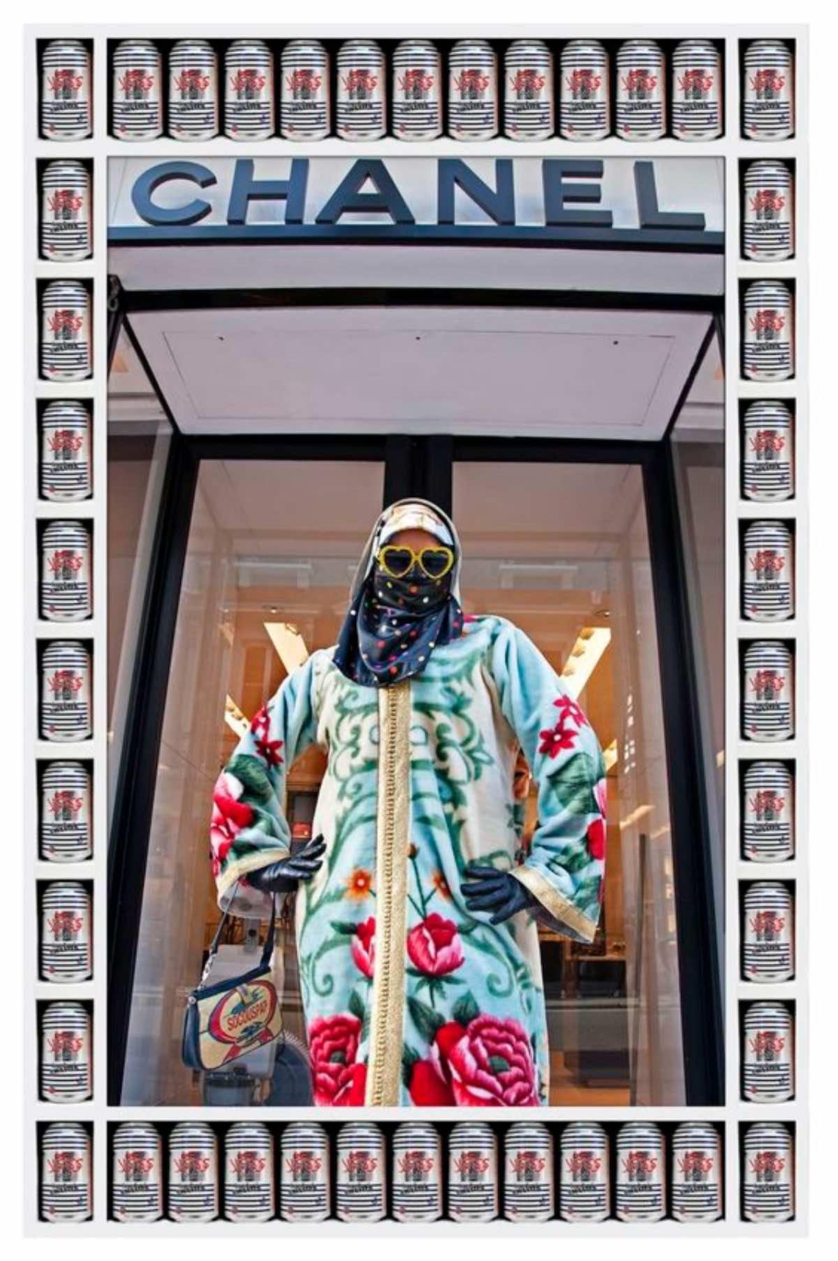 Hassan Hajjaj: Somewhere Between Modernity and Tradition