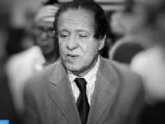 Iconic Moroccan Singer Mahmoud El Idrissi Dies at 72 Due to COVID-19