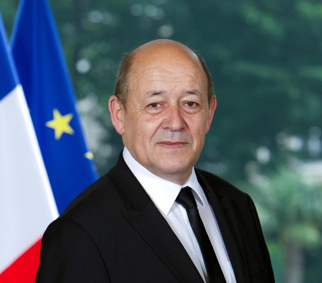 France's Foreign Minister Arrives in Morocco to Strengthen Cooperation