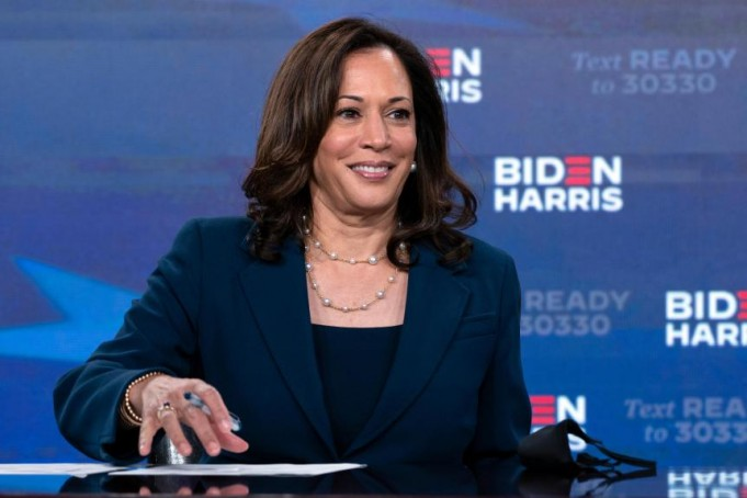 Kamala Harris Set to Become 1st Female Vice-President in US History