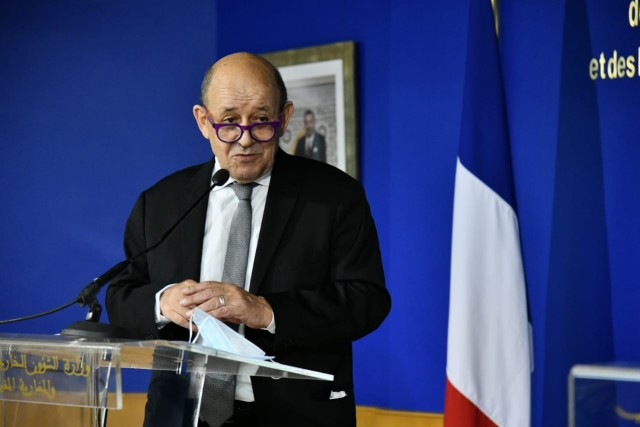 France's FM Welcomes Morocco's 'Important' Efforts in Libya Conflict