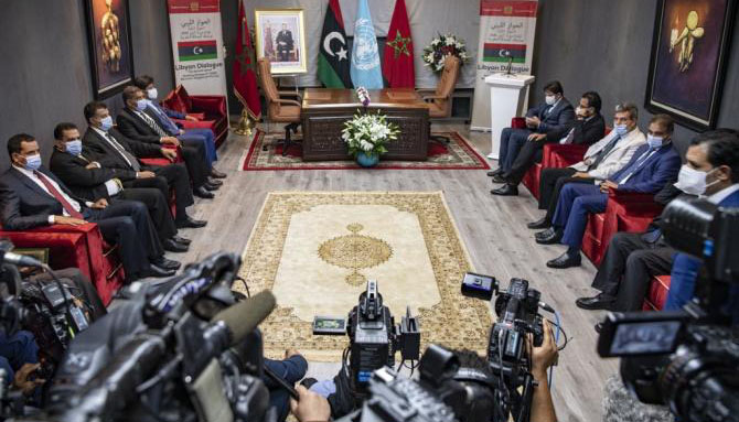 Libyan Delegations Meet in Tangier Ahead of Historic Ghadames Meeting