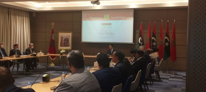 Libyan Delegations Begin 3rd Round of Talks in Morocco's Bouznika