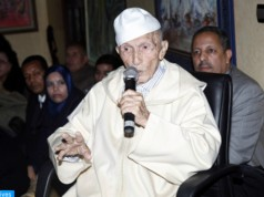 Iconic Moroccan Political Leader Mahjoubi Aherdan Dies at 100