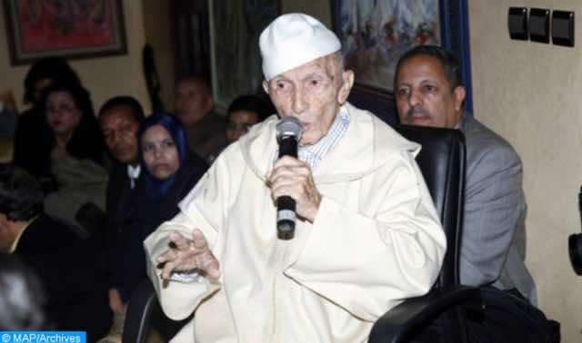 Iconic Moroccan Political Leader Mahjoubi Aherdan Dies at 100