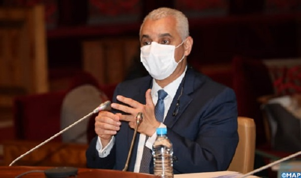 Minister: Moroccan Law Forbids Private Clinics from Requesting Guarantee Cheque