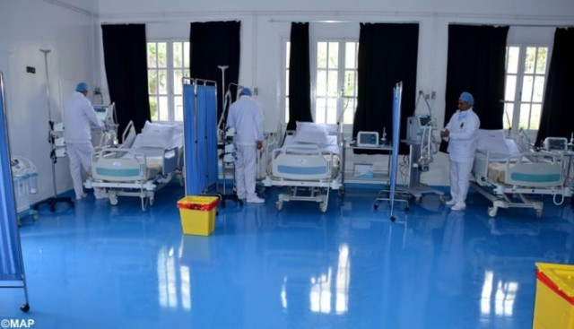 Minister: Rise in Morocco's COVID-19 Related Deaths Due to Rise in Cases