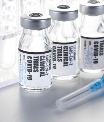Moderna Says COVID-19 Vaccine is 94.5% Effective in Ongoing Trials