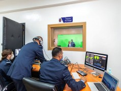 Moroccan Local Prison Creates Studio to Record Lessons for Inmates