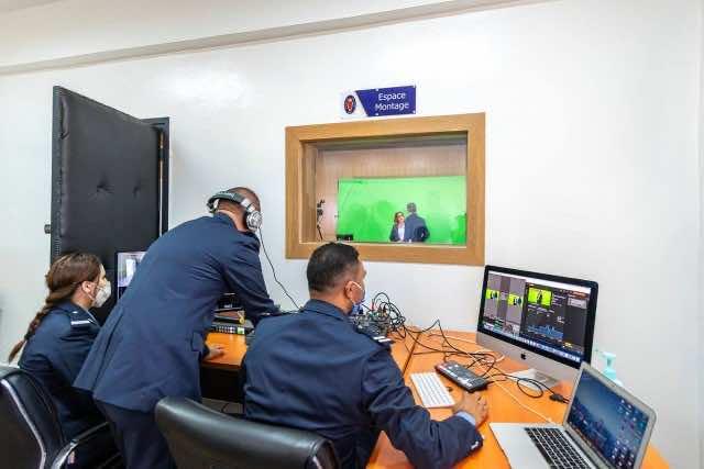 Moroccan Local Prison Creates Studio to Record Lessons for Inmates