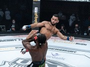 Moroccan MMA Fighter Jaafar Alaoui Wins 14th UAE Warriors