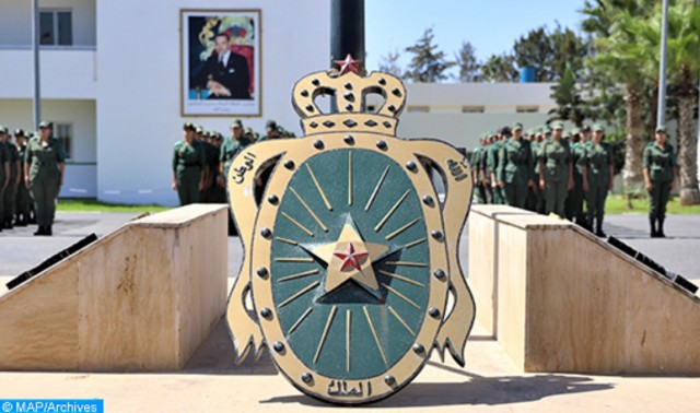 Morocco's Armed Forces 'Completely Secure' Guerguerat Border Crossing