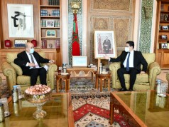 Morocco's FM, France's Le Drian Discuss Security, Bilateral Cooperation