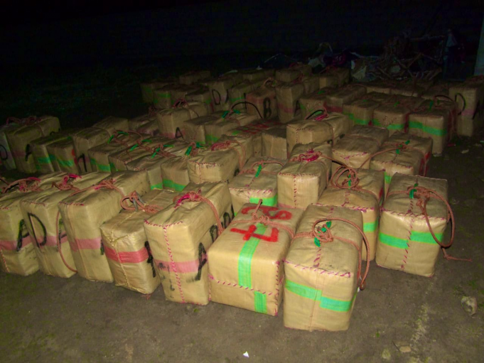 Morocco's Police Seize 2.32 Tonnes of Cannabis Resin in Asilah