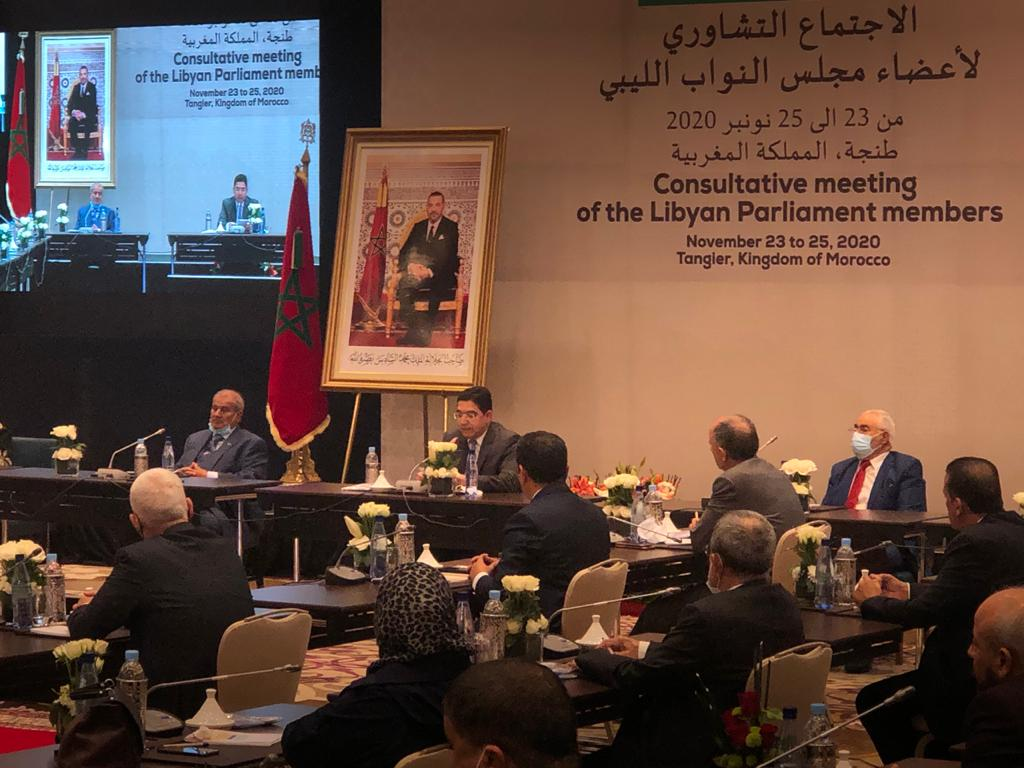 Morocco Encourages Support for Inter-Libyan Dialogue