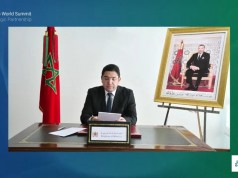 Morocco Urges EU, Arab World to Face Shared Challenges Hand in Hand