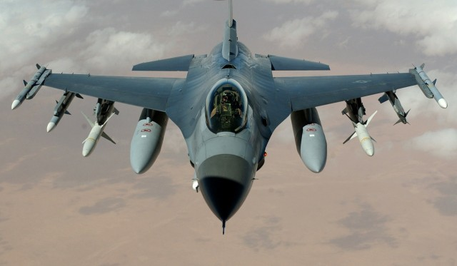 Morocco's F-16 Purchase Pushes Algeria to Order Russian Fighter Jets